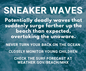 Sneaker Waves