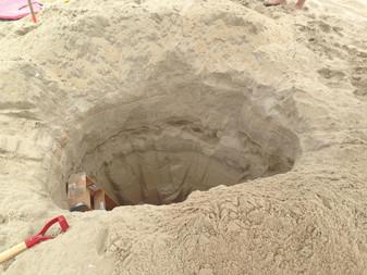 The Hidden Dangers of Sand Holes