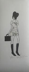 Nur_GranVia_dibujos_ilustraciones_serigr