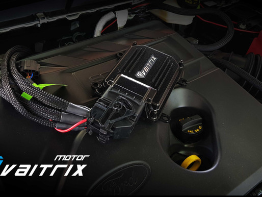 FORD 福特 FOCUS MK4安裝VAITRIX外掛電腦動力提升