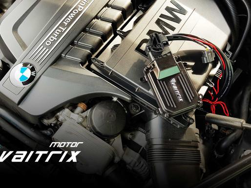 BMW 535i GT VAITRIX動力提升📈