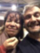 Stéphanie et Jeff, usy judo