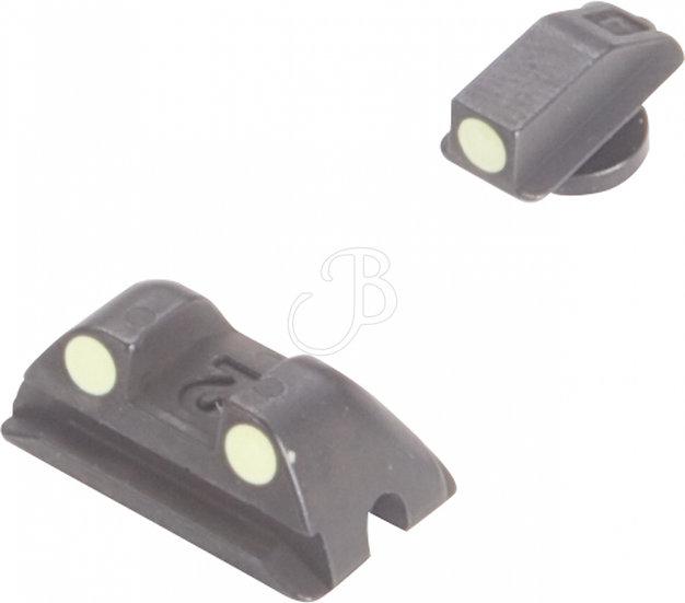 WALTHER P99-PPS SET MIRE ACCIAIO 3-DOT Codice prodotto 370929