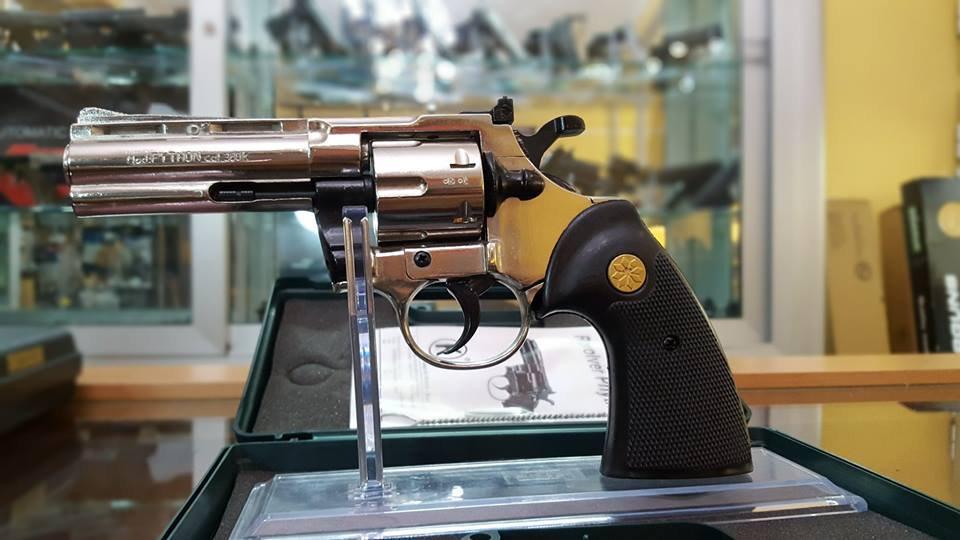 KIMAR  mod. 357 Crom  Phyton 4 cal 380mm