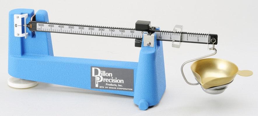 Bilancina meccanica tre scale Dillon Eliminator 13480