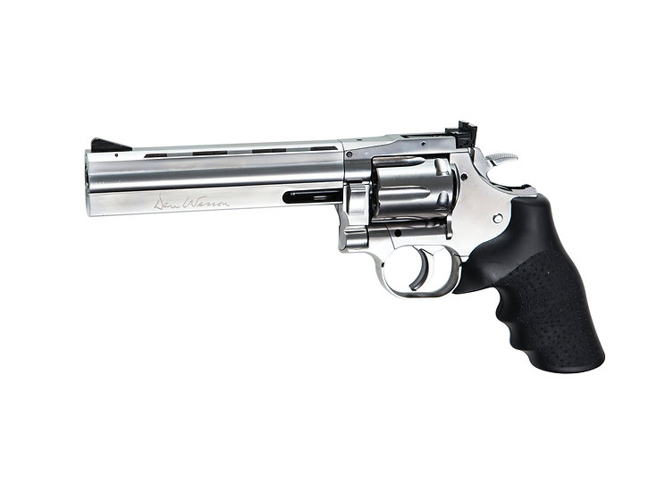 "Dan Wesson 715 - 6 ""revolver co2, argento"