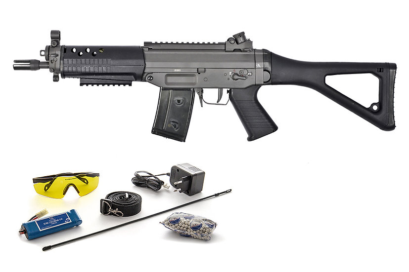 Sport Line Kurzkarabiner (Value Package)
