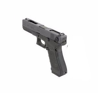 WE PISTOLA SOFTAIR BLOWBACK GAS G18 GEN4 BLACK