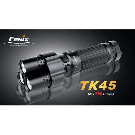 TORCIA FENIX TK45 760 LUMENS