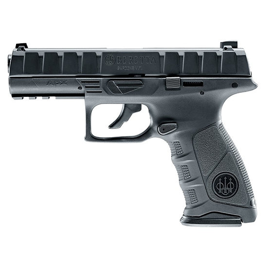 UMAREX PISTOLA SOFTAIR BERETTA APX CO2 BLOWBACK 6MM Riferimento  UM-2.6302