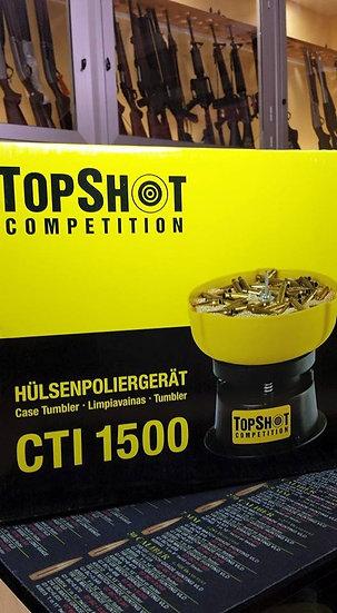LAVABOSSOLI TUMBLER TOP SHOT CTI 1500 220 VOLT