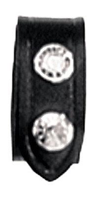 Distanziale in pelle a doppio bottone 1V00N