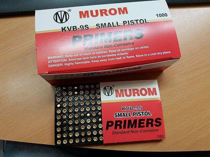 1000 INNESCHI MUROM KVB-9S SMALL PISTOL GARA