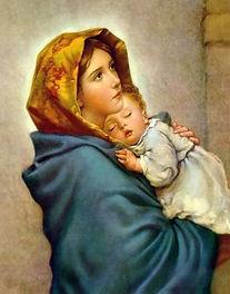 Femmes de la bible Marie mère de Jésus
