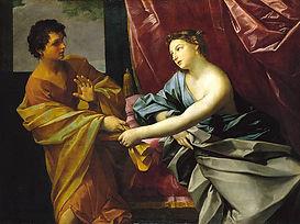 Femmes de la bible Femme de Potiphar