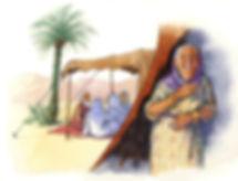 Femmes de la bible Sara