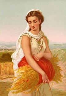 Femmes de la bible Ruth