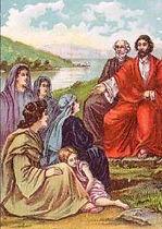 Femmes de la bible Lydie femmes en prière