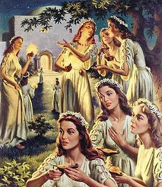 Femmes de la bible 10 jeunes filles