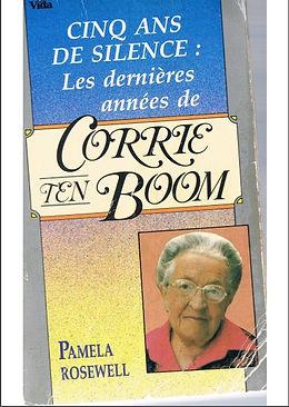 Corrie ten Boom fin de vie