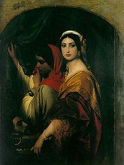 Femmes de la bible Hérodiade