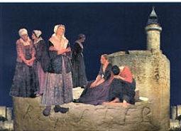 Marie Durand Tour de Constance Aigues Mortes