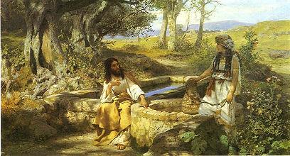 Femmes de la bible la Samaritaine