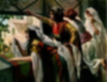 Femmes de la bible Mical
