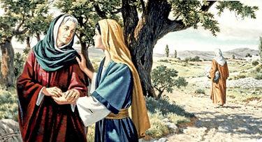 Femmes de la bible Noemi Naomi