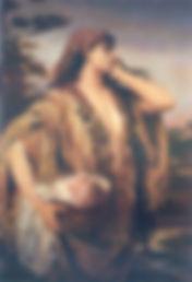 Femmes de la bible Yokebed