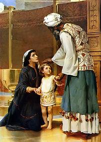 Femmes de la bible Anne mere de Samuel