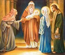 Femmes de la bible Anne la prophétesse au temple