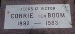 Les femmes de la bible Corrie ten Boom