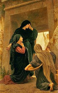 Femmes de la bible Marie Magdala Jeanne Salomé