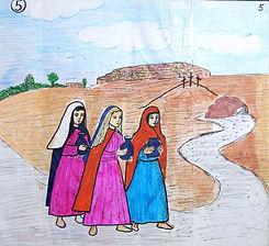 Femmes de la bible Jeanne