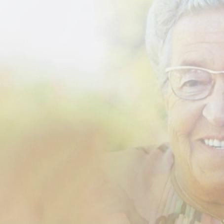 Une prière à 84 ans...