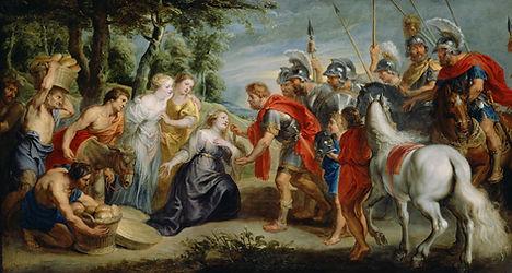 Femmes de la bible Abigail