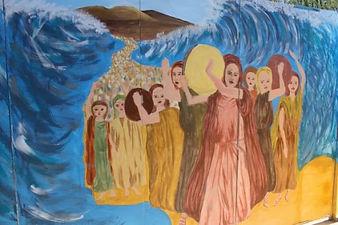 Femmes de la bible Myriam Marie