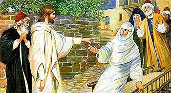 Femmes de la bible la veuve de Naïn