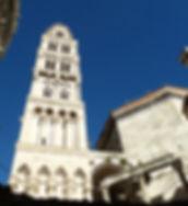 Die Kathedrale des hl. Domnius in Split