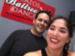 Brazos Ballroom Dance;RayGarcia