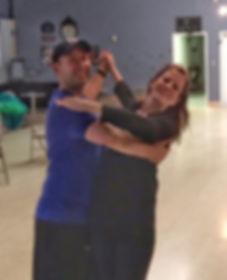Brazos Ballroom Dance;Laura Wagner;Rusty Surette