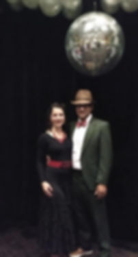 Brazos Ballroom Dance;Samantha Cunha;Dancing for the Health of It;Tango