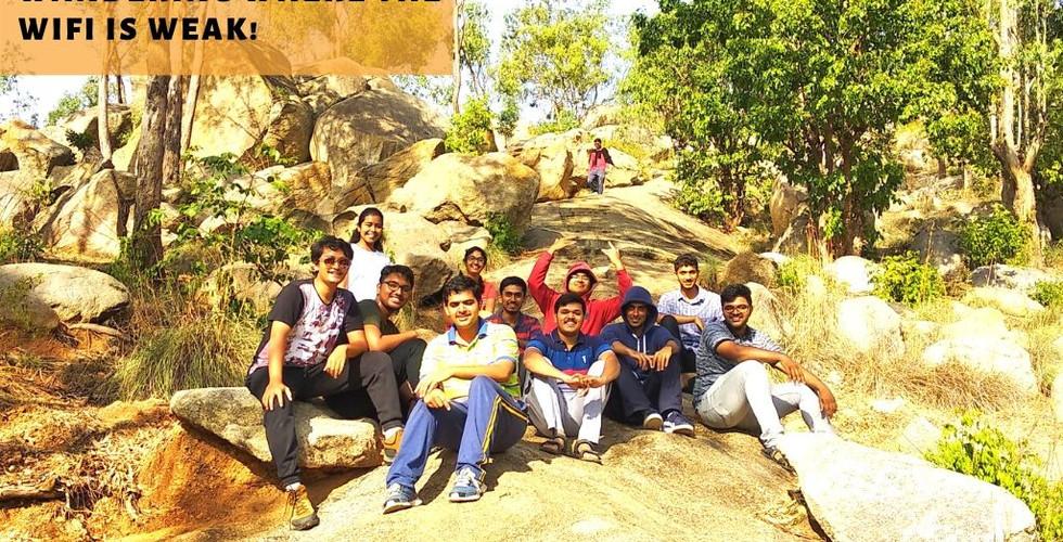 Sriharikota Trip