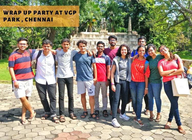 VGP Park, Chennai