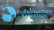 Furry Nation Salvation business logo sti