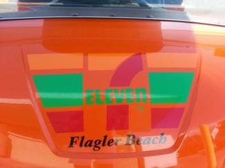 7 Eleven Flagler Beach Florida - Golf Ca