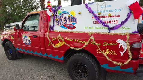 Radio Station Truck