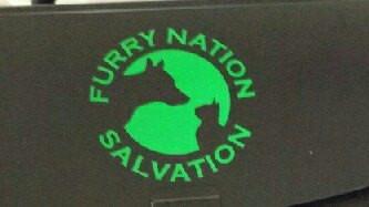 Furry Nation Salvation business logo dec