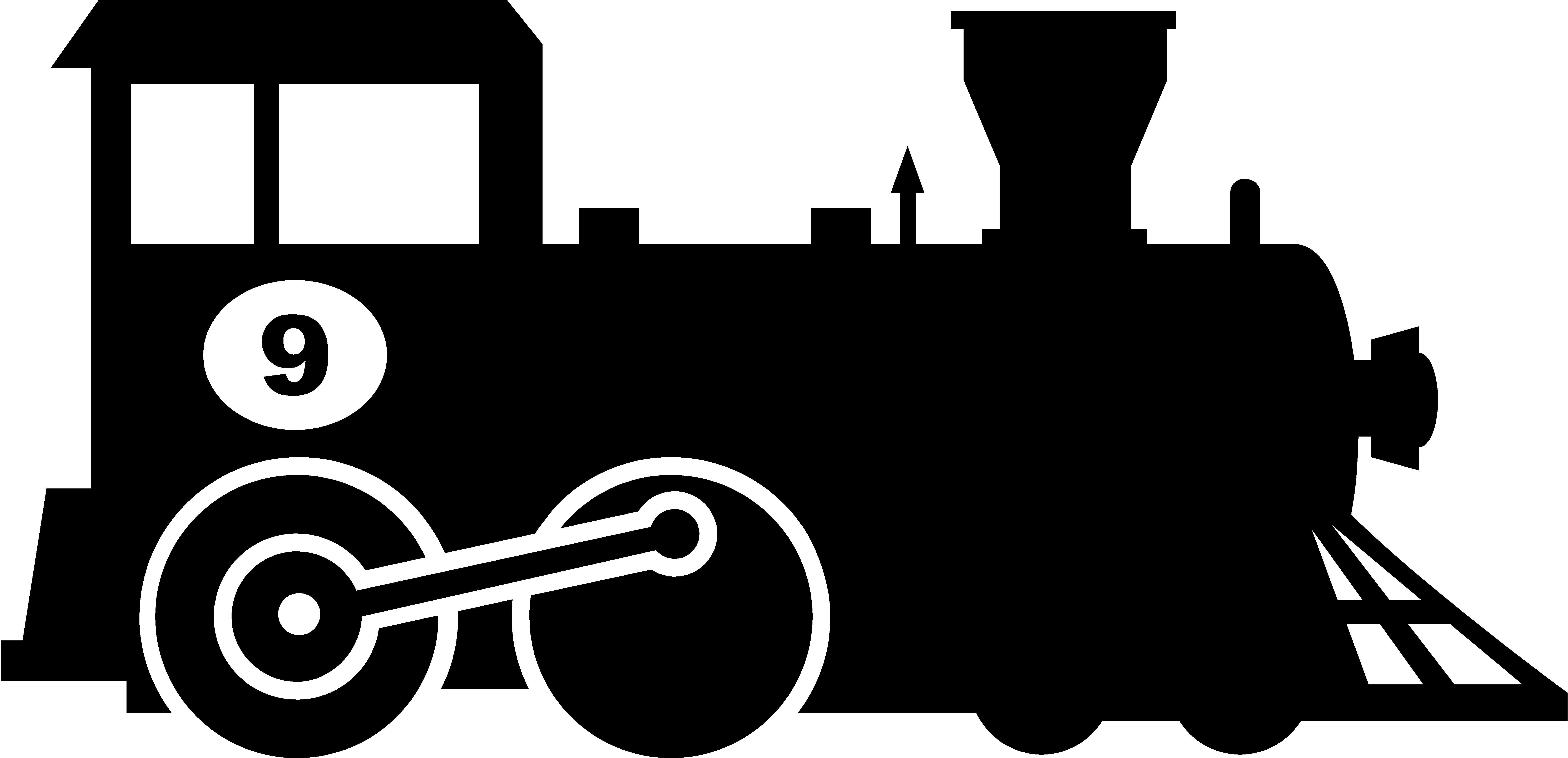 12x6 inches Train $6.00